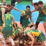 男子バレーオーストラリア代表のイケメンは?背番号11番の名前と過去の成績?