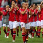 女子サッカーノルウェー代表の可愛い選手は?背番号と名前やプロフィールは?