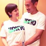 平愛梨と長友着用のナイキTOYKOロゴTシャツがおしゃれ!価格や取扱販売店舗はどこ?